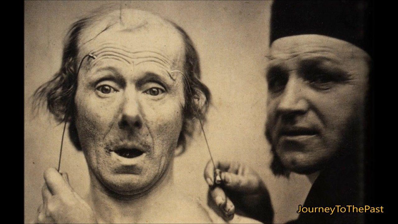 Mecanisme de la physionomie humaine  -Journey To The Past