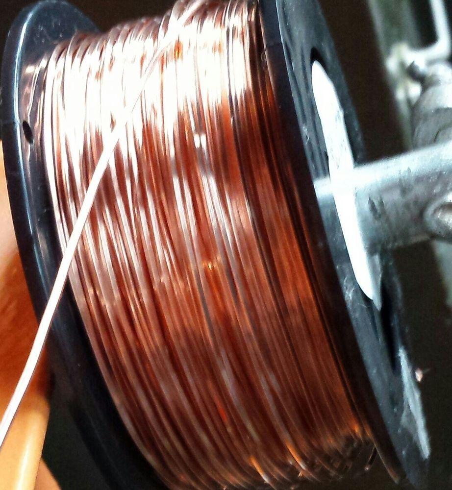 Copper Wire Square Coils 99 9 Pure 5 80 Ft Gauges 10 24 Dead Soft Bare Usa Wire Square Copper Wire Copper
