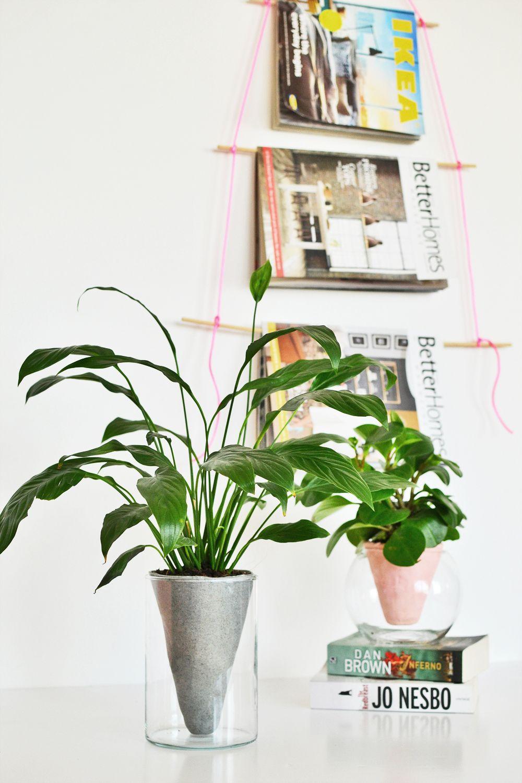 Comment Fabriquer Un Pot De Fleurs Conique En Argile Idees