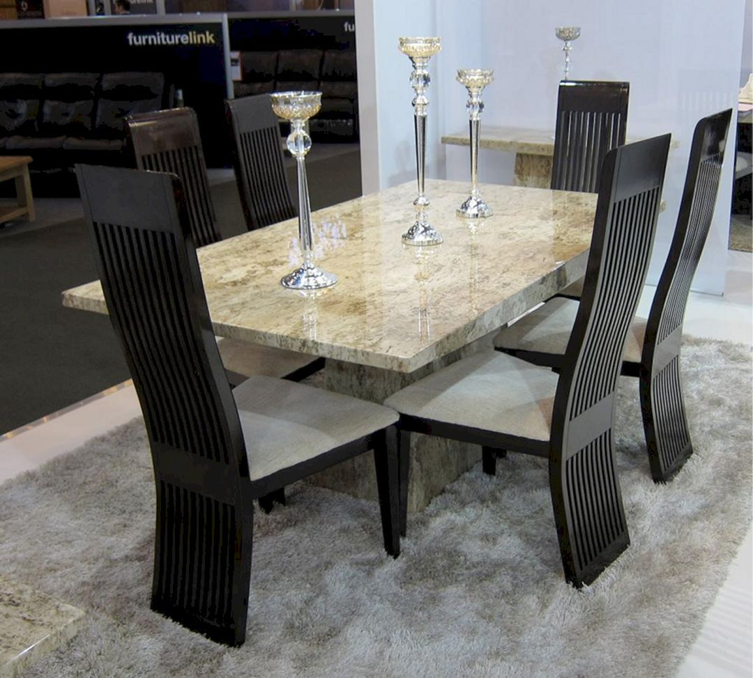 Best Durable Marble Kitchen Table You Must To Try Freshouz Com Dining Room Furniture Modern Dining Room Table Marble Marble Top Dining Table