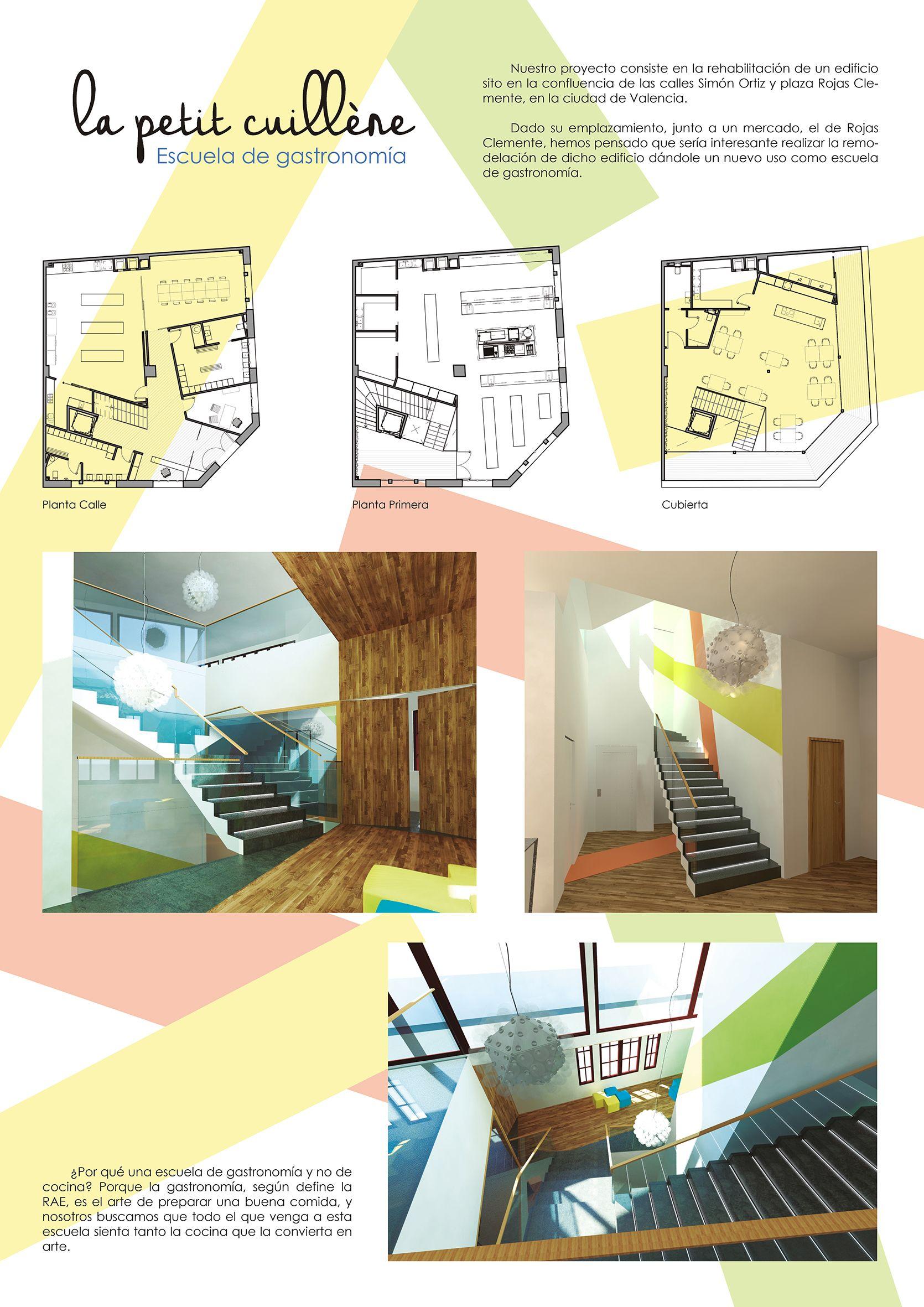 Alumno Andrés Carrascal Proyecto Fin De Carrera De Ciclo Formativo De Grado Superior Proyecto Rehabili Disenos De Unas Diseño De Interiores Diseño De Modas