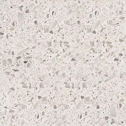 White Terrazzo Quartz Counter Tops For The Kitchen Countertops