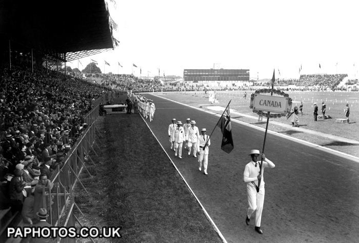 1924 Olympic Games - Opening Ceremony - Colombes Stadium