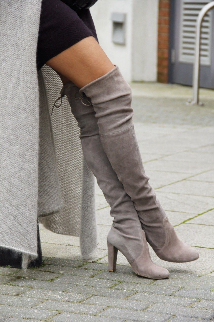 ff4ef3ba191 8 Wearable Knee-High Boots That Will Pursuade You To Try The Trend ...