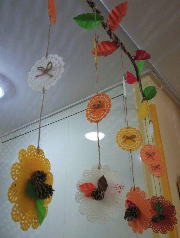 3. fall DIY에 있는 희수 유님의 핀  Pinterest  가을, 유치원 및 환경