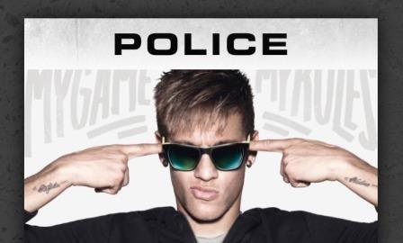 Las Gafas PoliceFútbol NeymarGran Reclamo De Para Sol Ventas qVGzpLMjSU