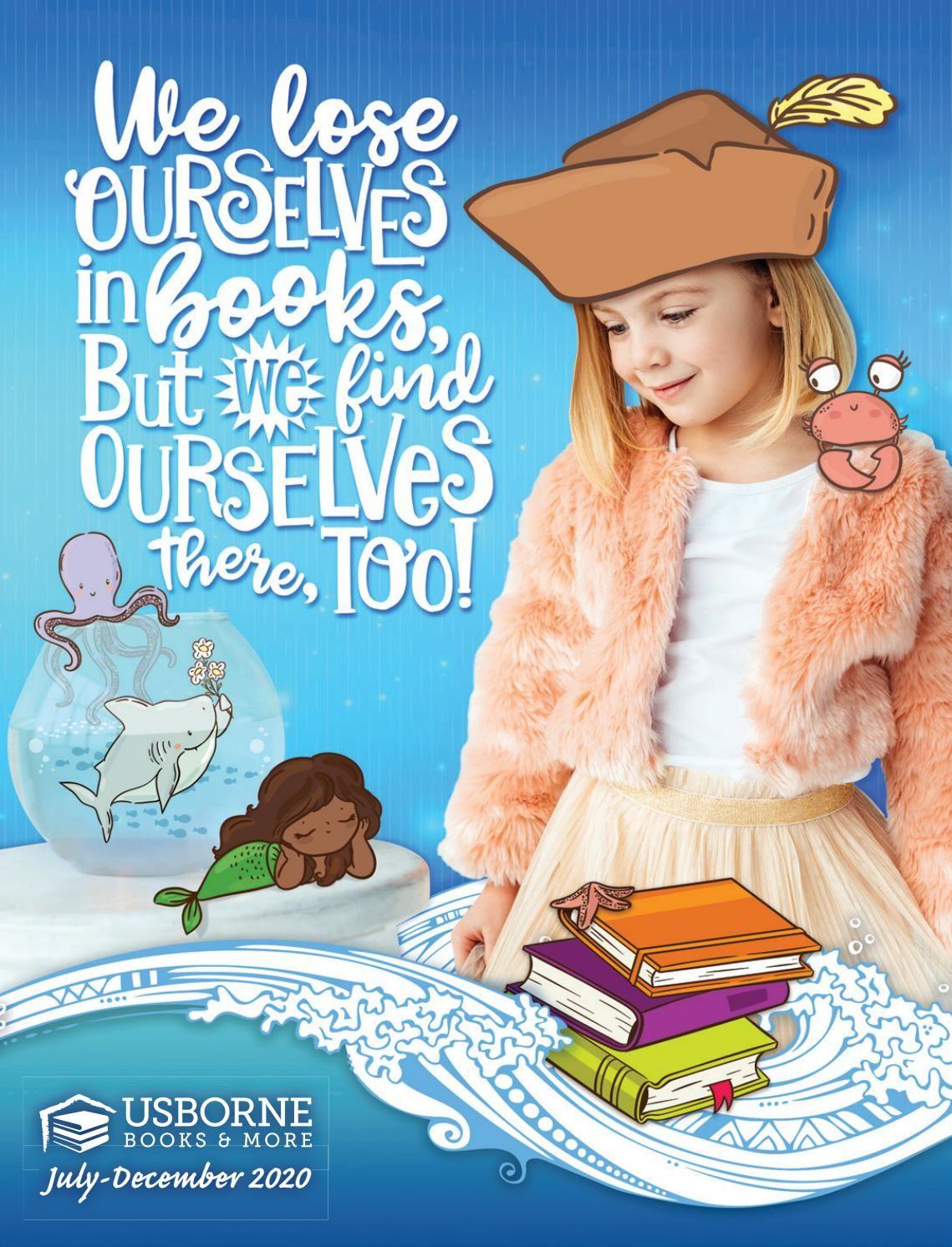 Usborne Books Amp More Fall Mini Catalog In