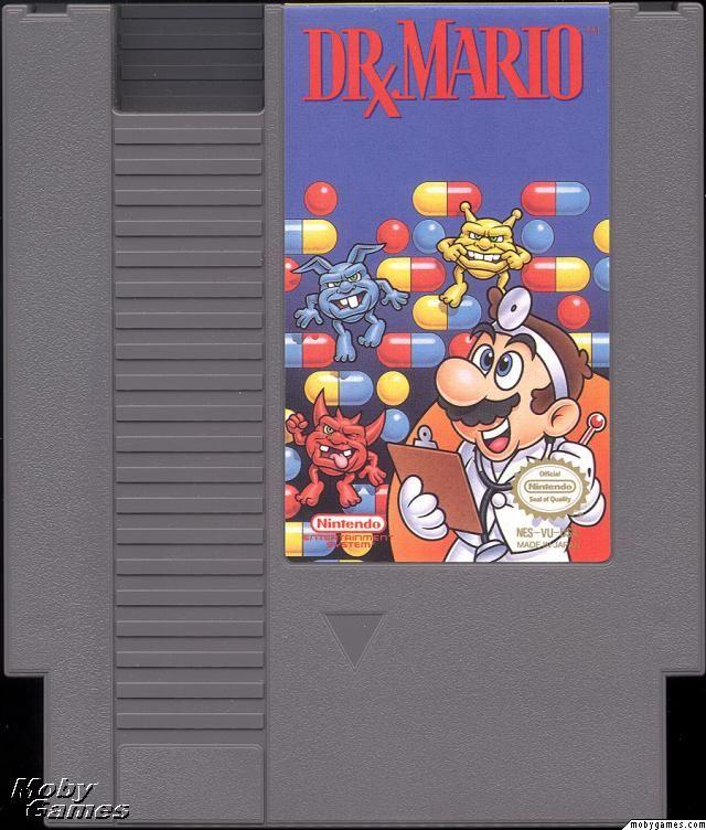 Dr Mario Nes Mario Video Game Nintendo Nes Mario Nintendo