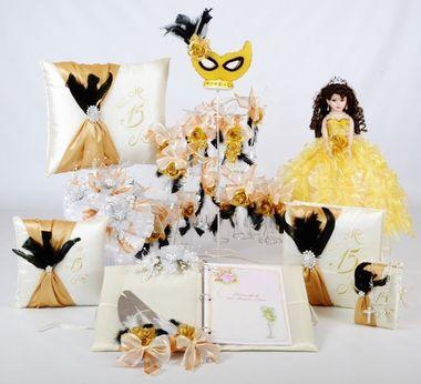Masquerade Quinceanera Special Set #QSP123 - Quinceanera Mall