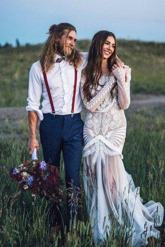 18 Stylish Groom Attire For Bohemian Wedding -   16 wedding Bohemian men ideas