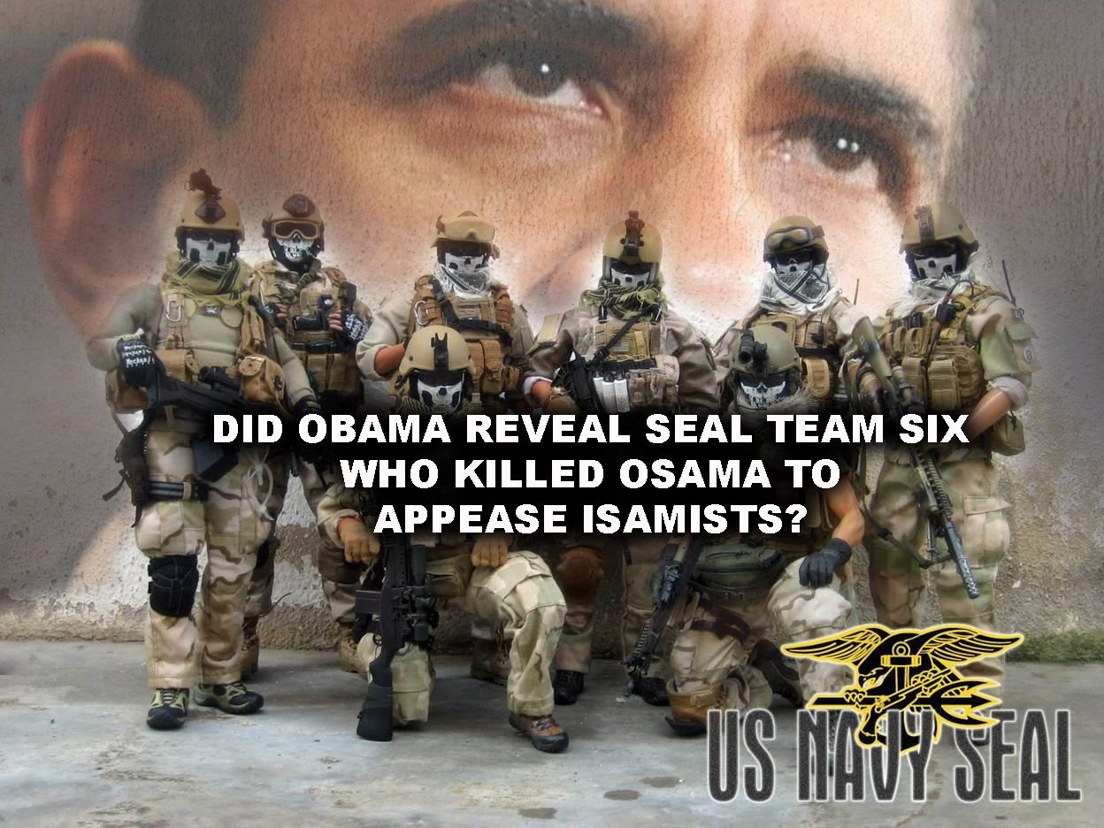 Media Blackout: SEAL Team 6 Finally Gets A Congressional