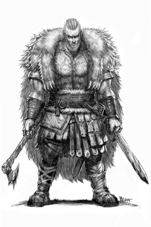 Top 10 Toughest Viking Warriors #viking