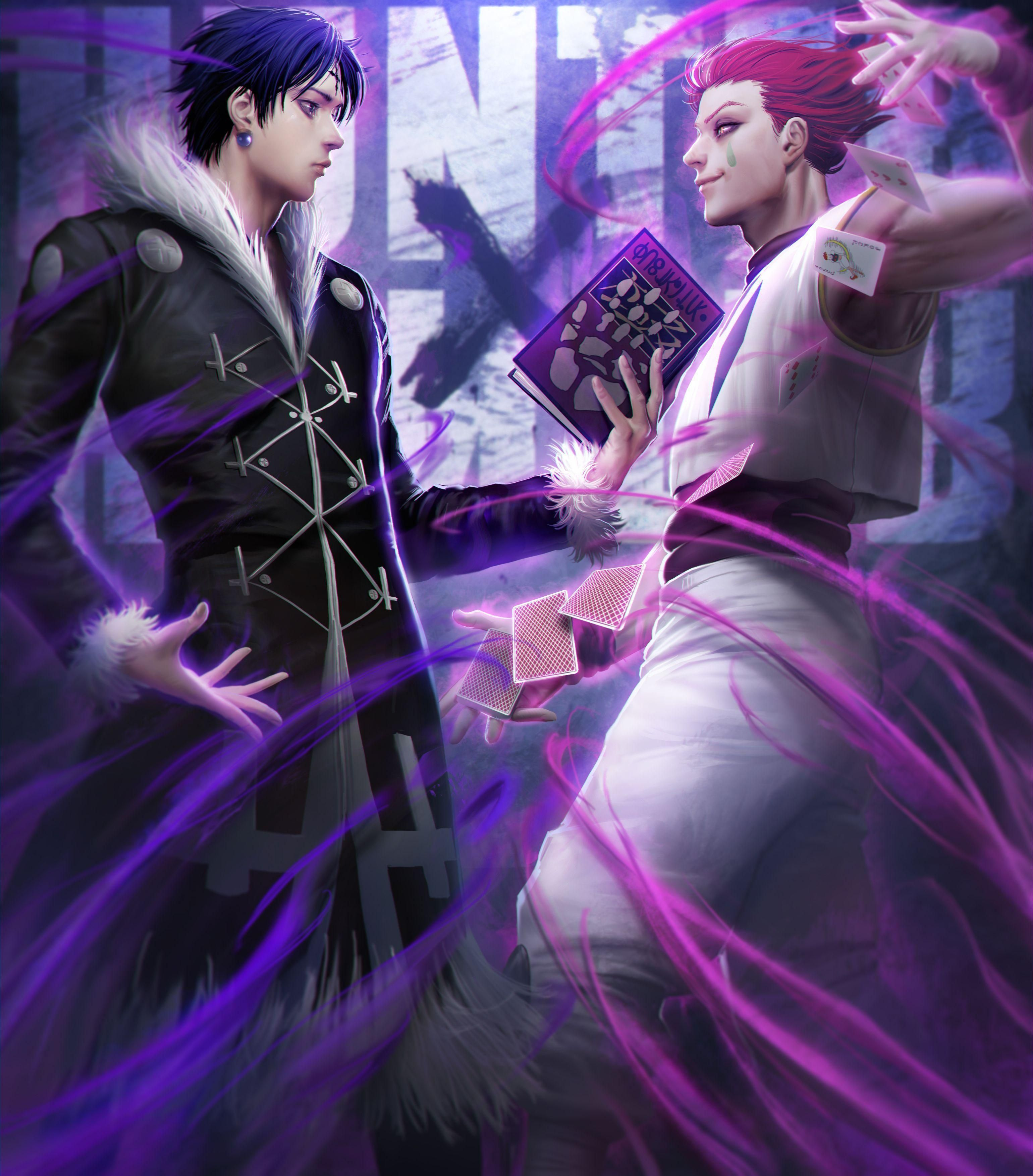 17895 Hisoka Wallpaper Hunter X Hunter Hisoka Anime