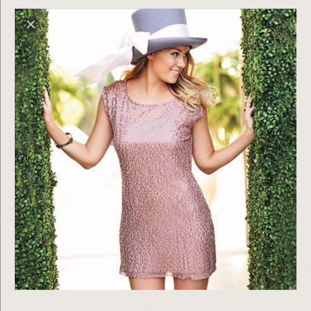 Fashion style Conrad Lauren sequin dress pictures for girls