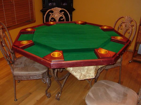 Wonderful Daveu0027s Poker Table Top More