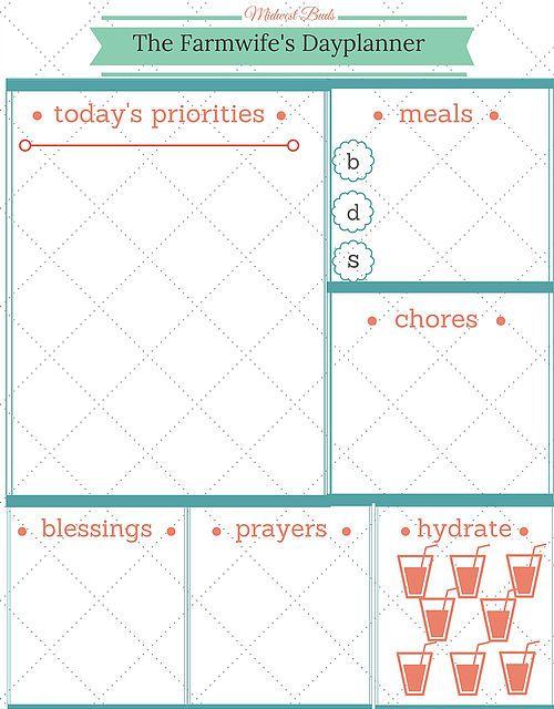 Free Dayplanner Download