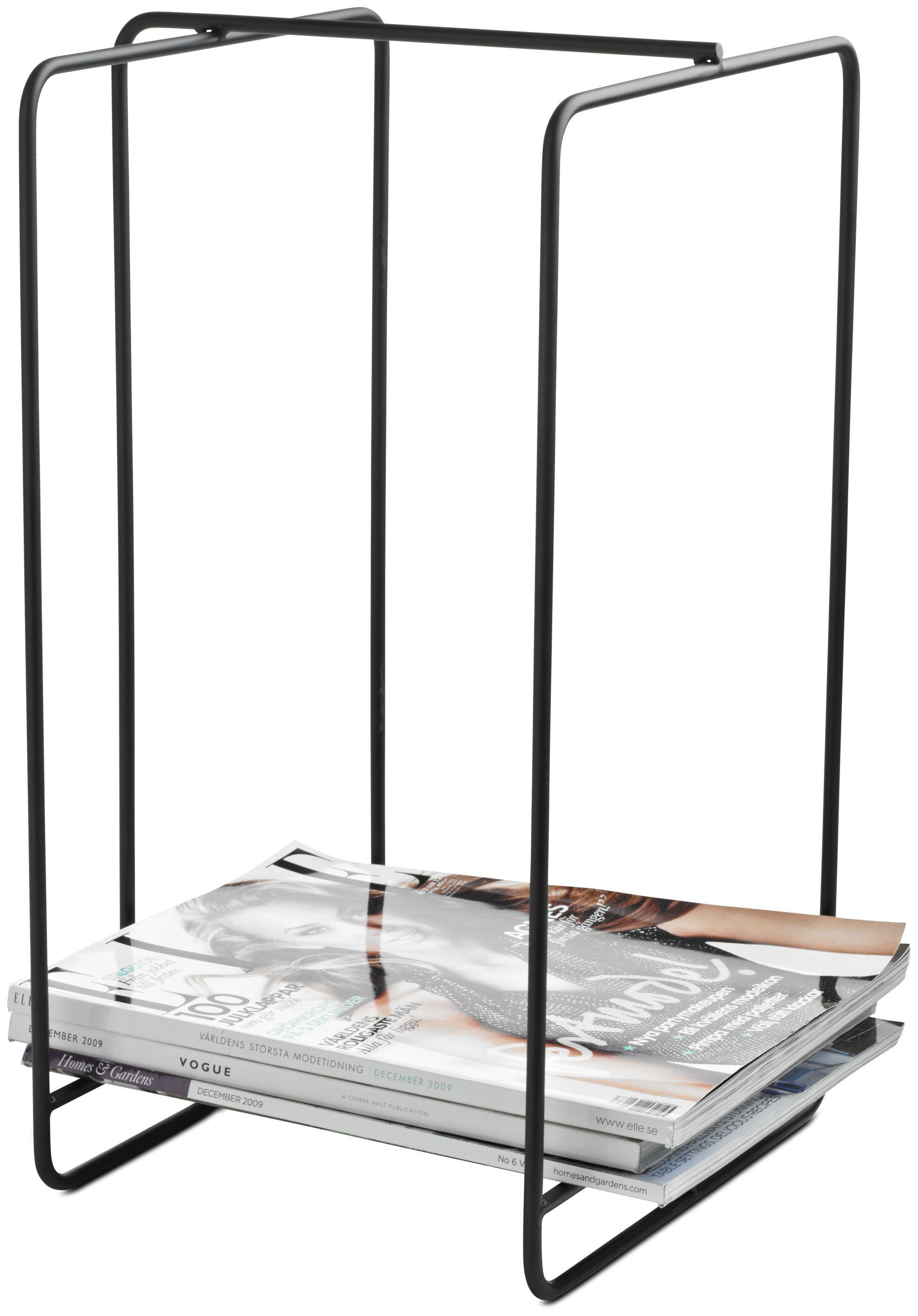 Zeitungsständer Modern design aufbewahrungsboxen zeitungsständer und körbe boconcept