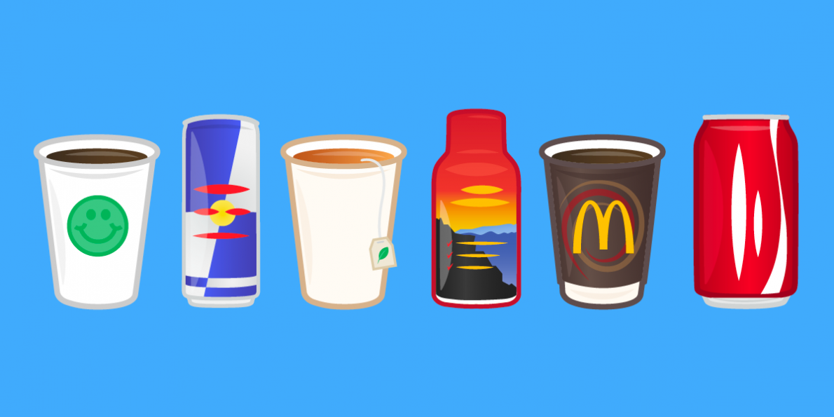 Here's what the maximum amount of caffeine you should be