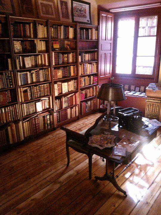 Librería anticuaria LA GALATEA c/Libreros, 28 - Salamanca, España LA