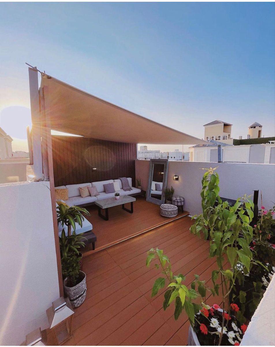 جلسات السطح In 2020 Outdoor Decor Decor Home