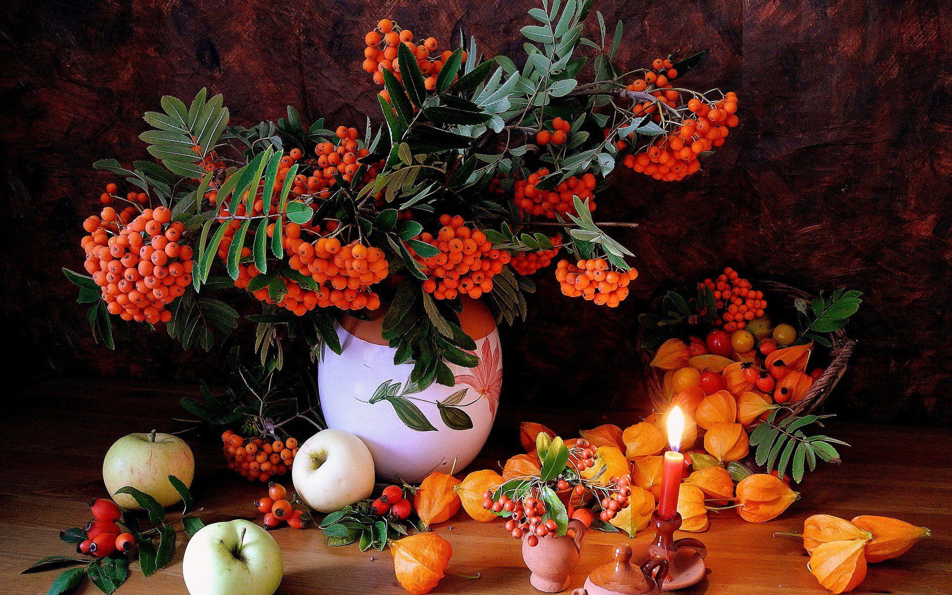 цветок, посадка осенний букет и свечи картинки владельцы переоборудуют