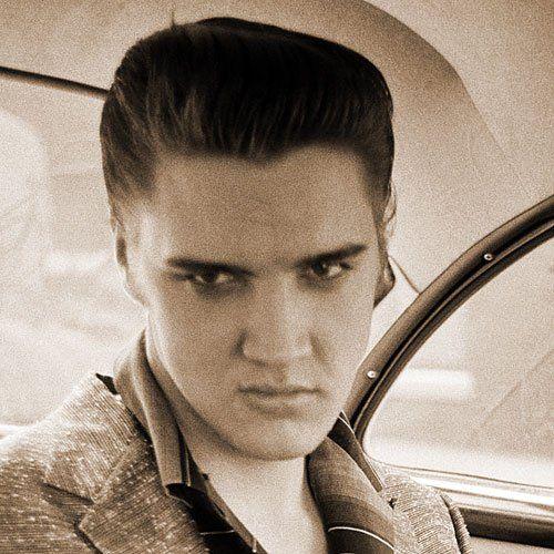 pissed off Elvis