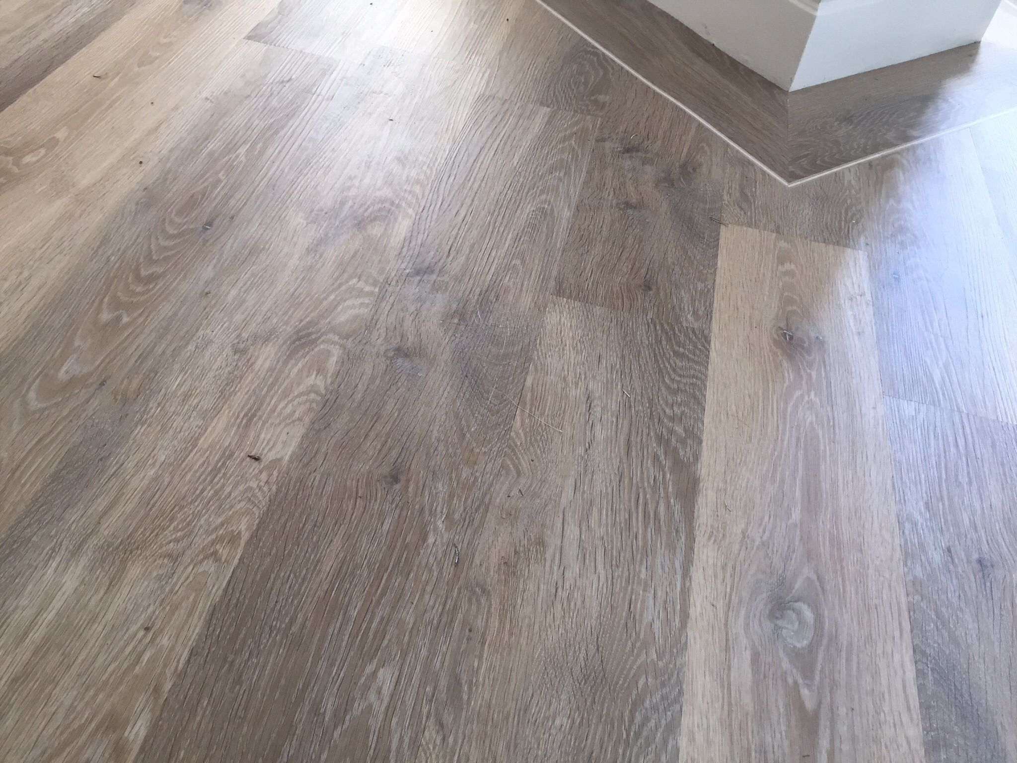 Karndean Knight Tile With Treble Border Charcoal Chalk By Touchwood Flooring Services Unit Redscar Ind Est Preston 07782264647