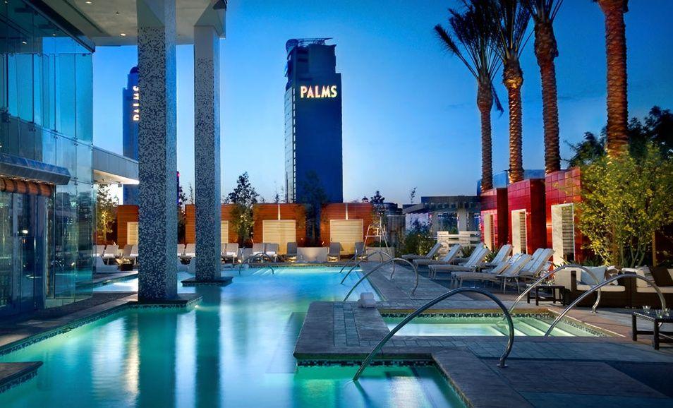 Palms Place Hotel At The Palms Paradise Palms Las Vegas Las