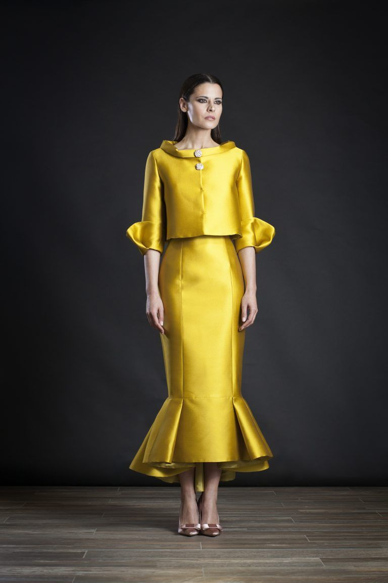 64edcab3a8 19122 Fely Campo Dress Jacket Tall Mother of the Bride Groom Long skirt  Unusual Quirky classic