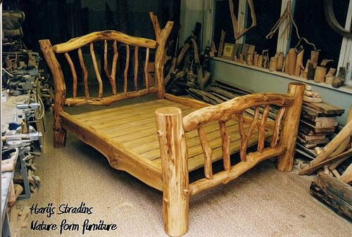 Woodcraft Furniture Antique Natural Handicraft Collections Unique