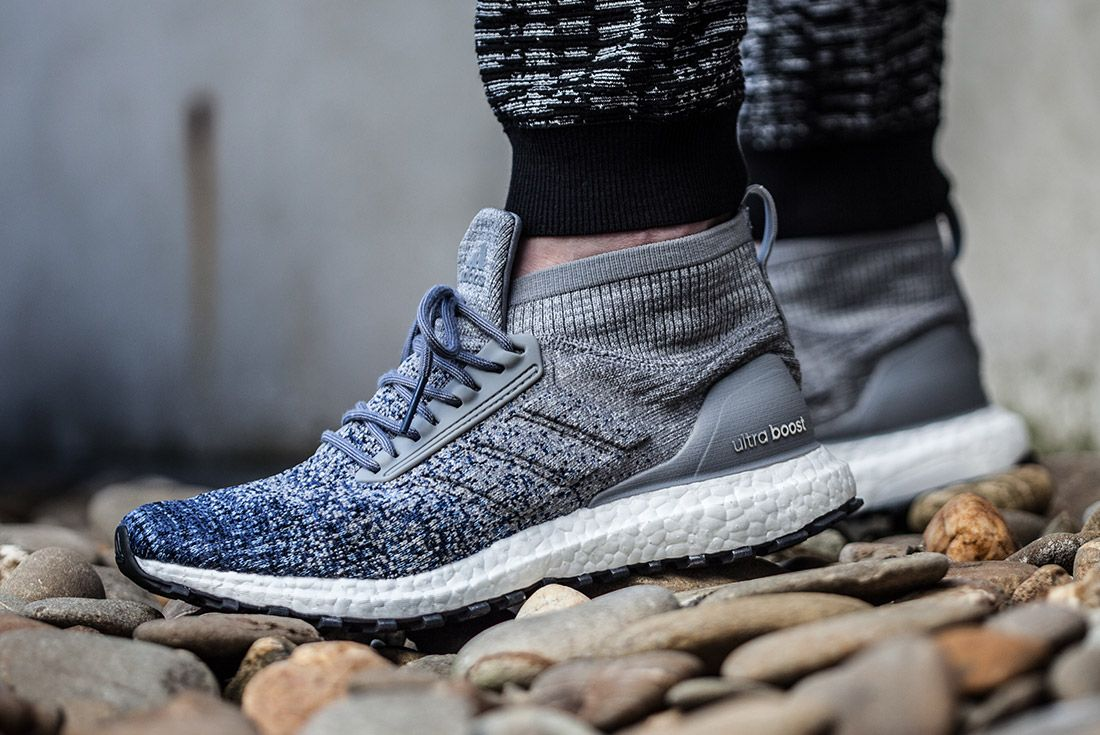 The Adidas Ultraboost All Terrain Is Going Places Adidas Ultra Boost Sneakers Ultra Boost