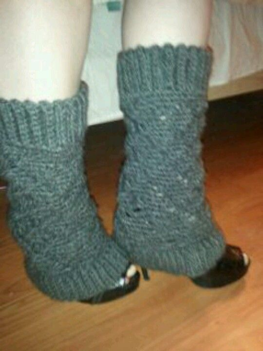 Leg warmers for meagan Saunders :)