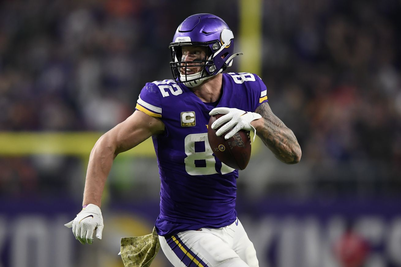 Minnesota Vikings Power Rankings Roundup Week 12 (With