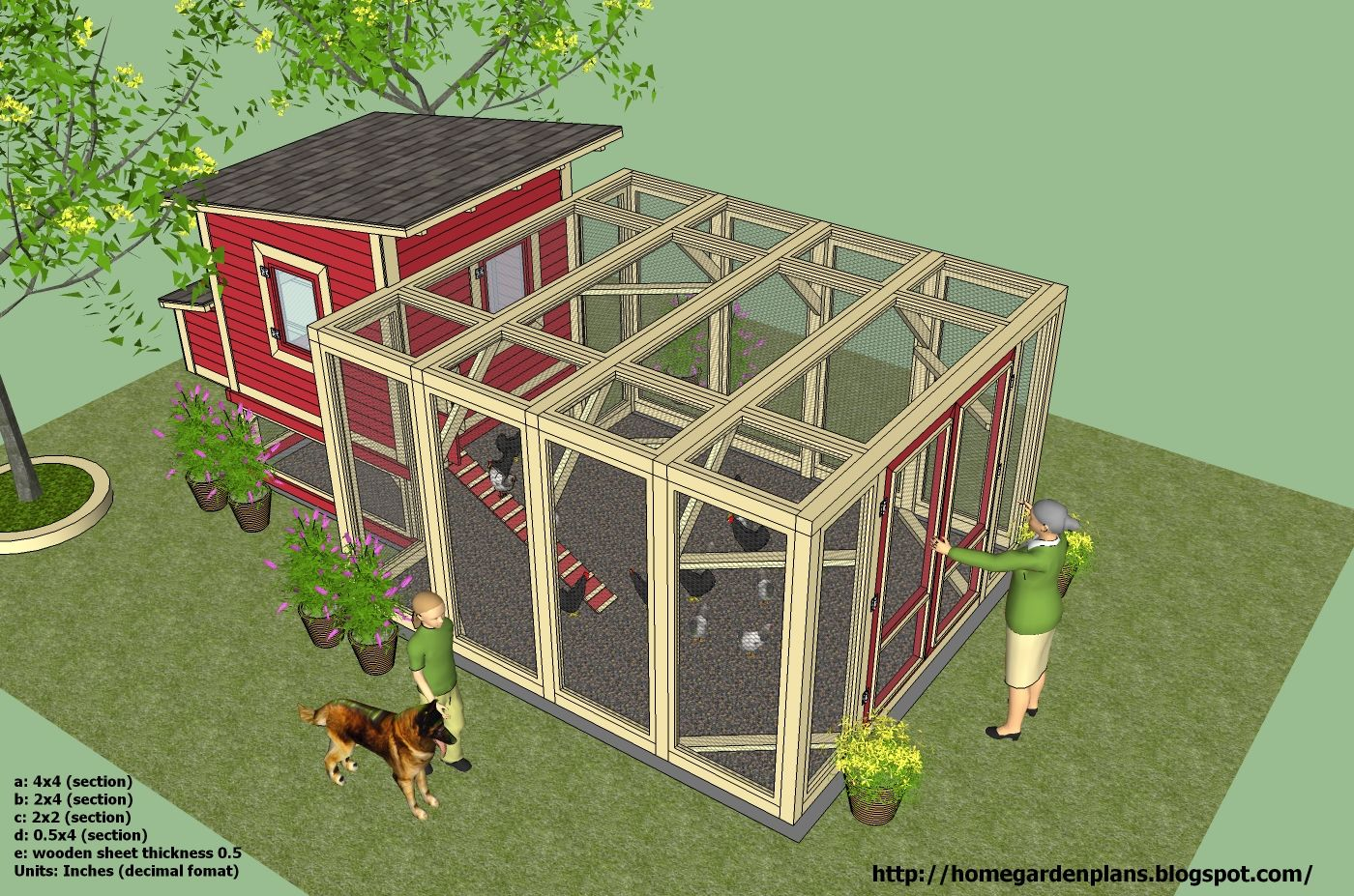 L100 Chicken Coop Plans How To Build A Chicken Coop Chickens Backyard Backyard Chicken Coops Building A Chicken Coop Backyard chicken coop diy plans
