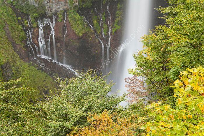 Kegon Falls, Chuzenji-ko, Nikko National Park, Tochigi Prefecture, Japan.  www.MartinBakerPhotography.com