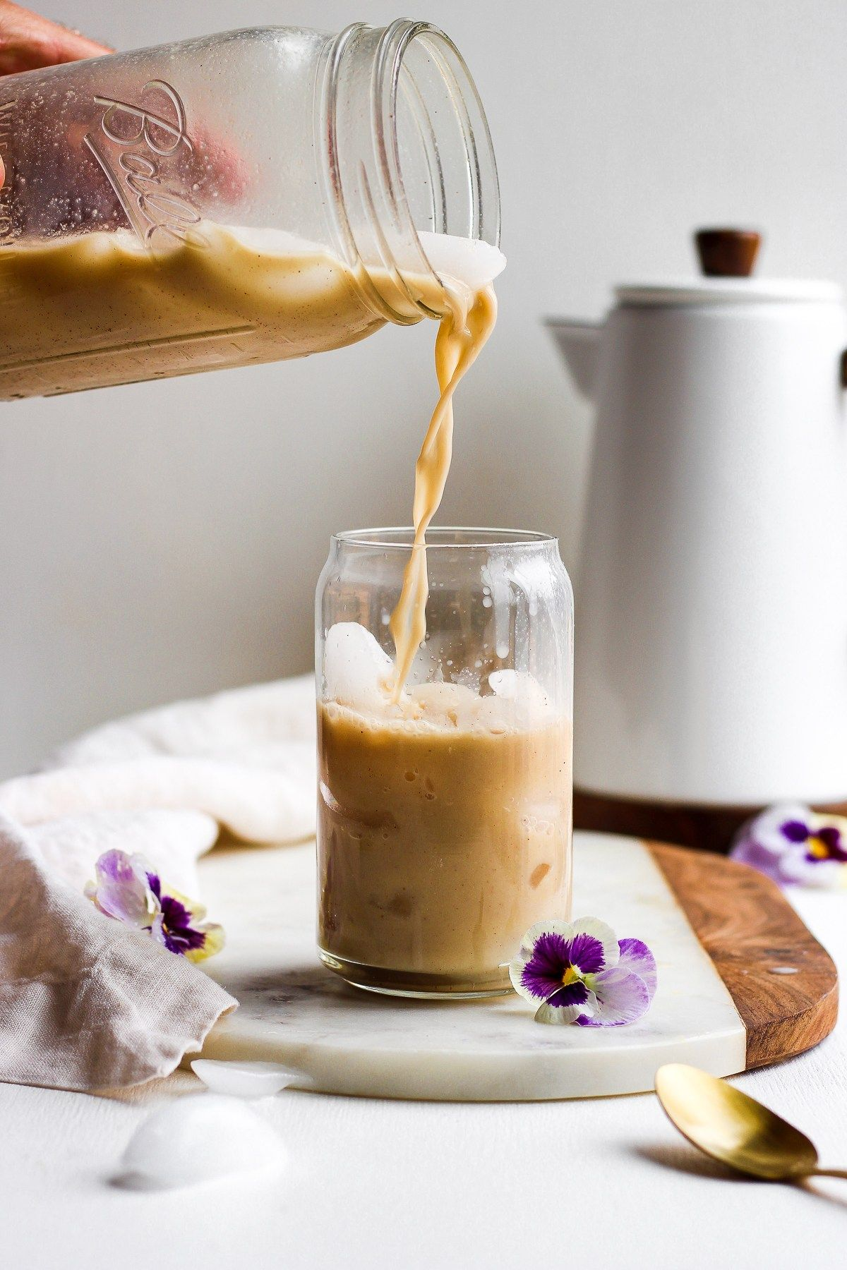 Iced bulletproof cold brew coffee recipe cold brew