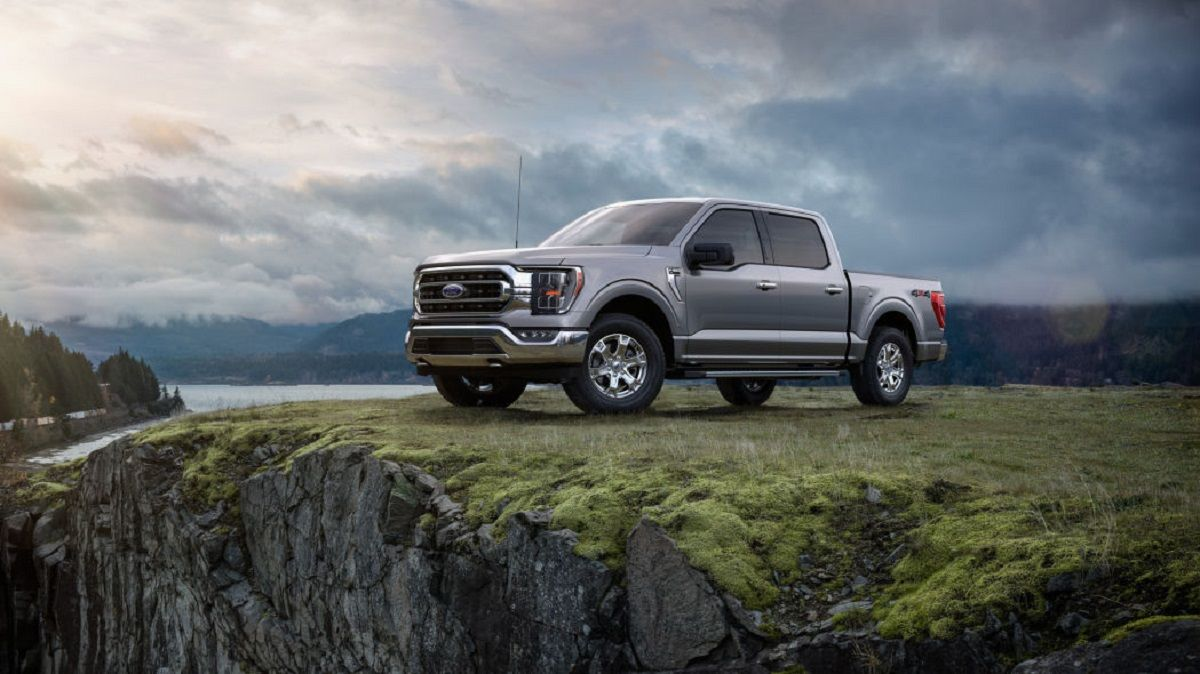 2021 Ford F150 Limited 4×2 SuperCrew Pickup Truck Starts