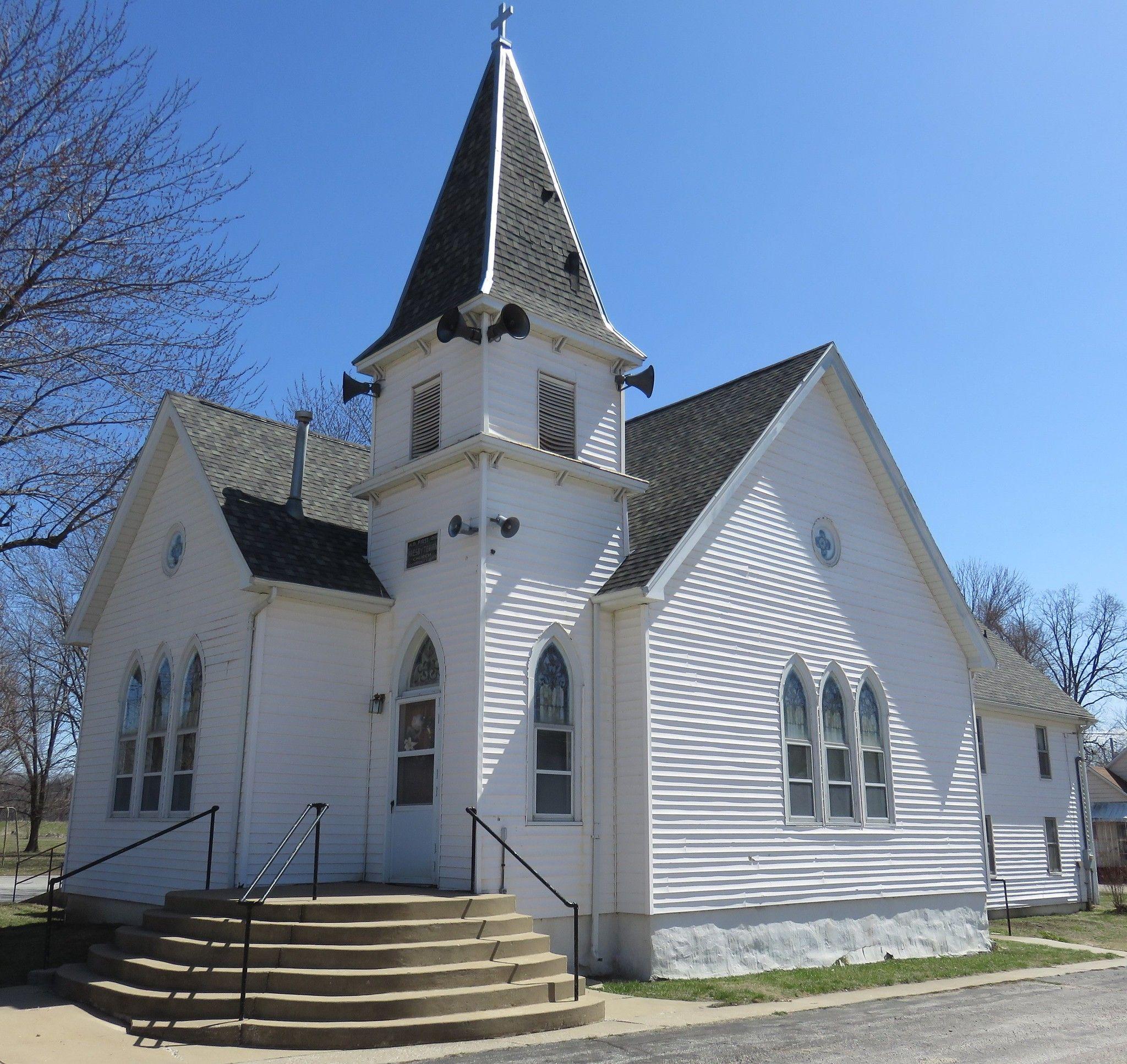 First presbyterian church alexandria missouri