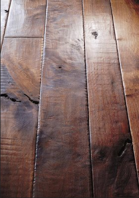 wood floors in kitchen narrow tables what to consider when choosing wide plank flooring dorothy