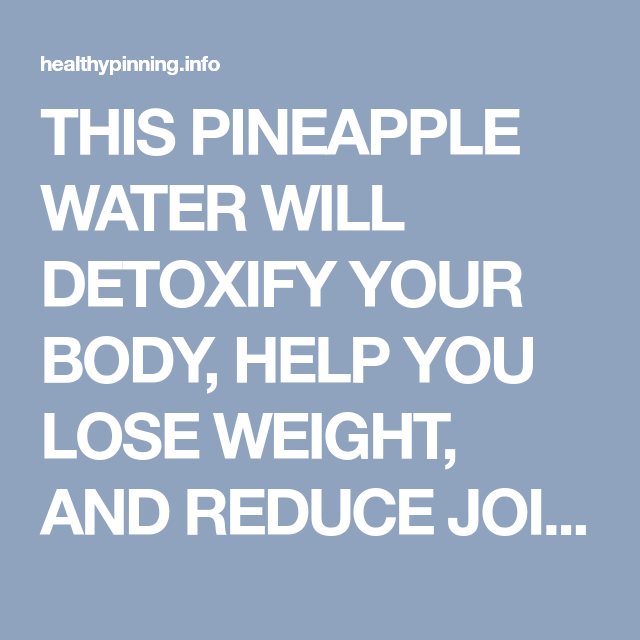 How to lose weight in 2 days by drinking water photo 5