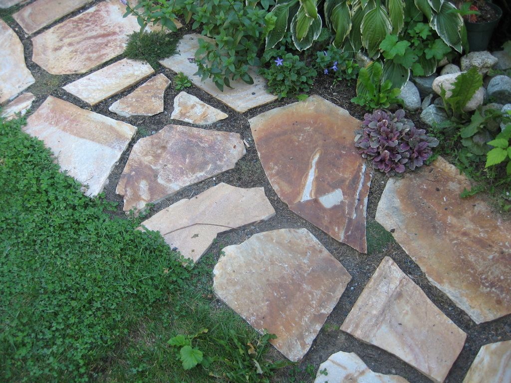 Image Result For Natural Stone Walkway