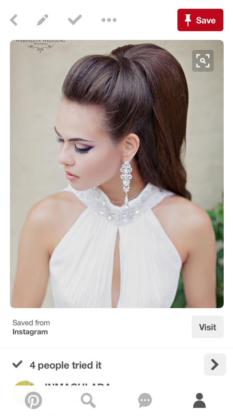 Pin by Alice Rubio on Prom hairstyles | Pinterest | Prom hairstyles
