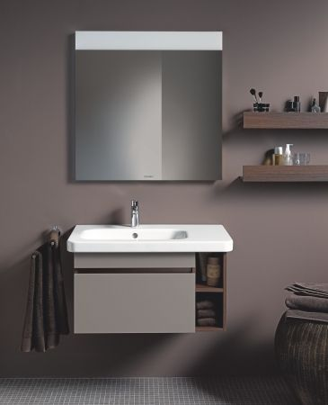202 Powder Room Vanity Duravit