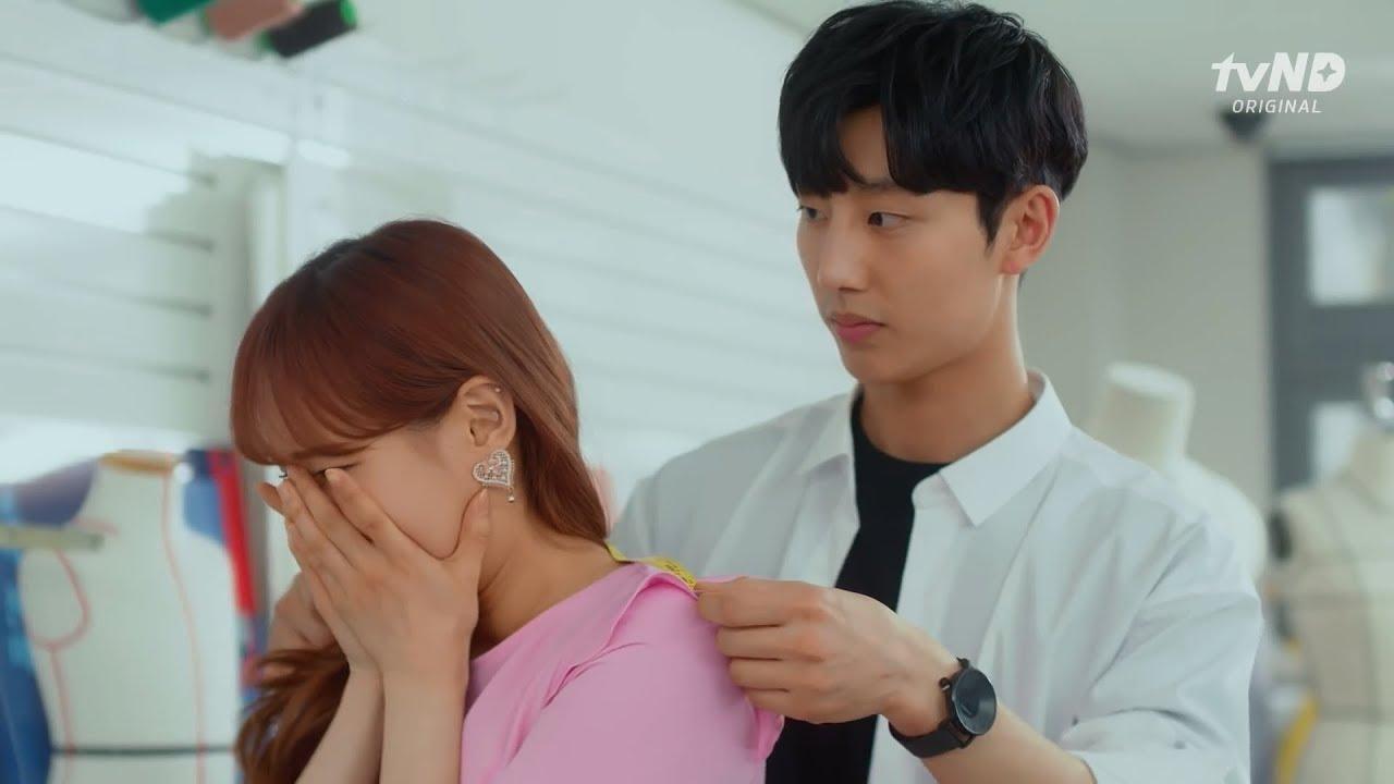 الحلقة 10 من المسلسل الكوري الرومانسي صف المواعدة 10 Things