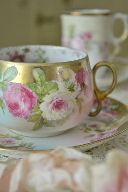 Jennelise: Cups of Tea..♥♥