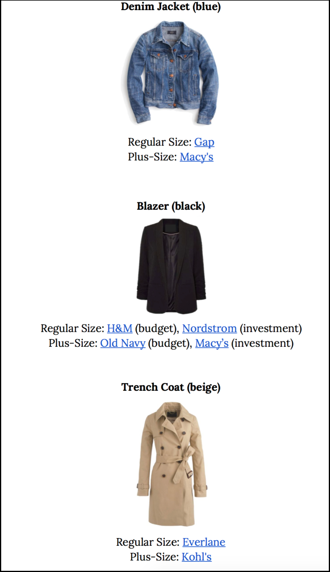 How To Build A Minimalist Capsule Wardrobe