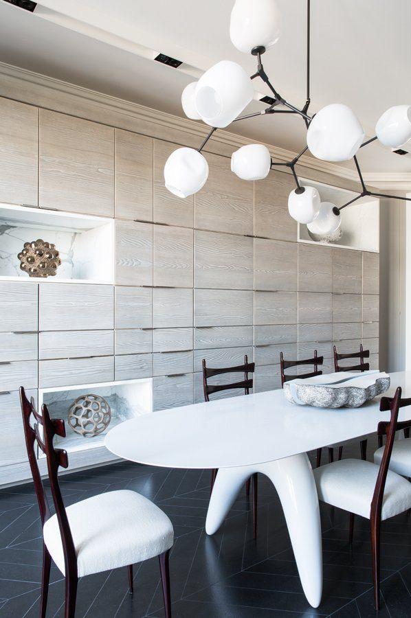 Dining Room Design By Damien Langlois Meurinne