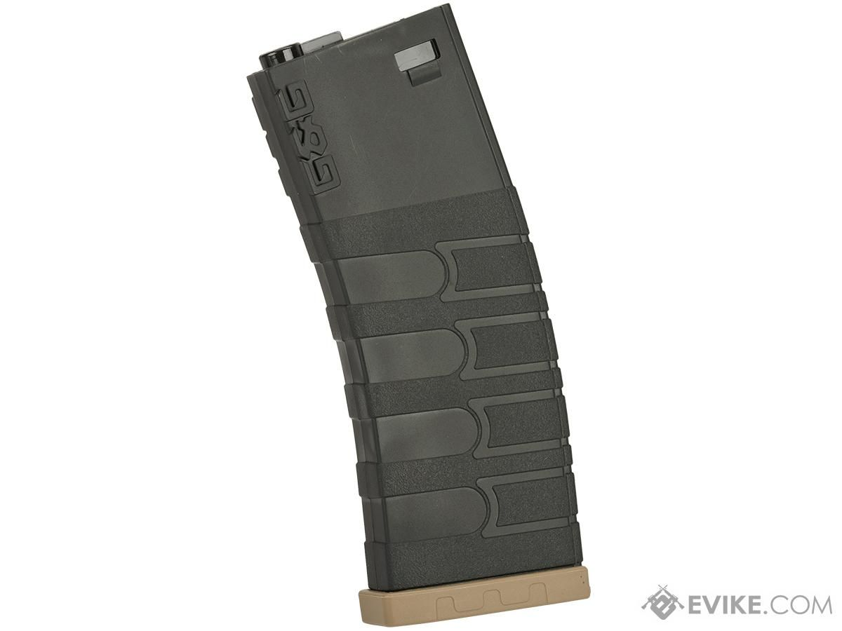 G&G 120rd Polymer Mid-cap Magazine for M4 / M16 Series
