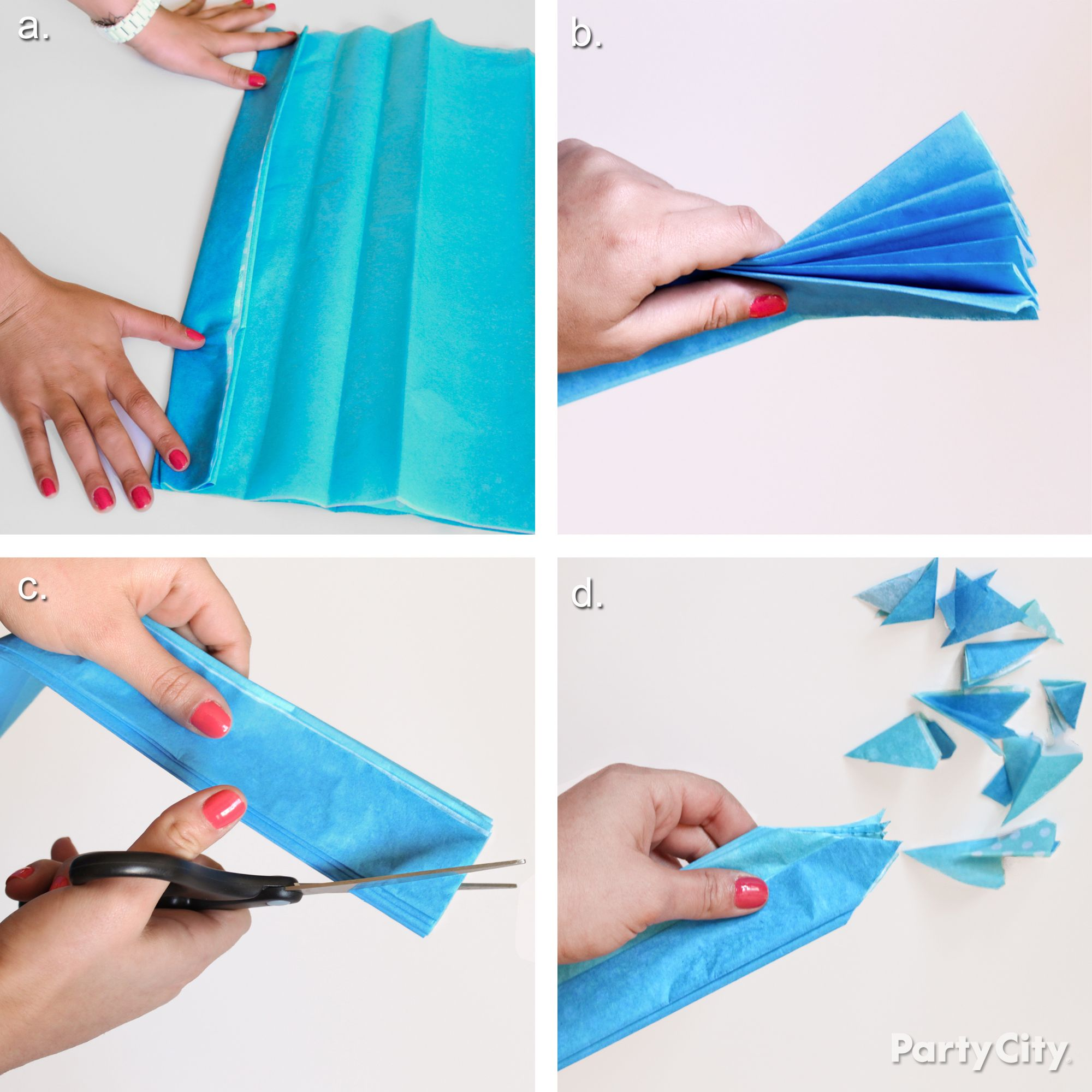 How To Make Easy Tissue Paper Flowers Step By Choice Image Exelent