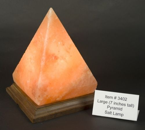 Best Place To Buy Himalayan Salt Lamps Endearing Large Pyramid Himalayan Salt Lamp  Things I Love  Pinterest Inspiration Design